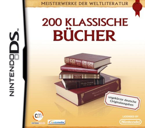 200 klassische Bücher DS [import allemand]