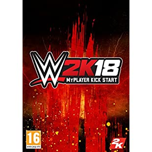 WWE 2K18 MyPLAYER Kick Start Edition DLC | PC Download - Steam Code