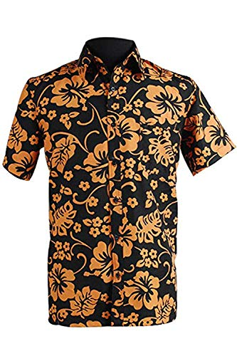 xiemushop Costume Film Cosplay T-Shirt Chemise Homme Duke of Las Vegas,L