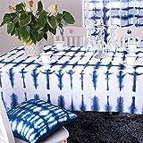 GWELL Nappe Rectangulaire Tissu Oxford Lavable Entretien Facile Résistant 180 * 140cm/ 240 * 140cm/ 260 * 140cm