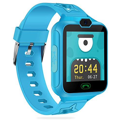 AGPTEK Smartwatch Niños con 8GB SD Tarjeta
