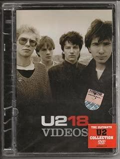 18 Videos - U2 (DVD) (2006)