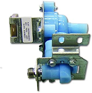 Supco WV8047 Single Coil Outlet Water Valve Replaces Whirlpool 4318047, 12001415, 3456, 4210524, 4339671