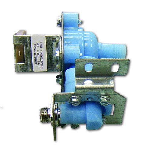 Price comparison product image Supco WV8047 Single Coil Outlet Water Valve Replaces Whirlpool 4318047,  12001415,  3456,  4210524