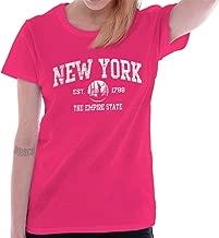 Vintage New York Statue of Liberty Souvenir Ladies T Shirt
