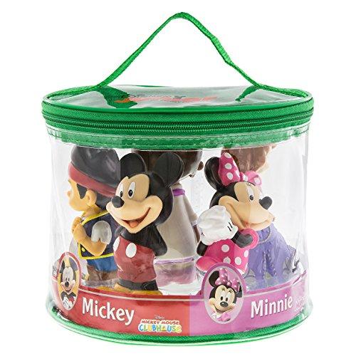 Disney Parks Disney Junior Bathtub Toy Set (5 pc.)