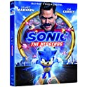 Sonic The Hedgehog on Blu-ray
