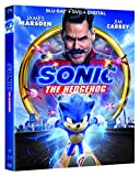 Sonic the Hedgehog (Blu-ray + DVD + Digital)