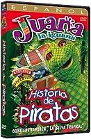 Juana La Iguana Historia De Piratas [DVD]