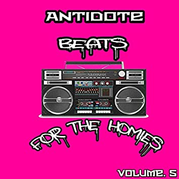 Beats for the Homies, Vol. 5