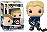 Pop Sports NHL Hockey 3.75 Inch Action Figure Vancouver Canucks Exclusive - Elias Pettersson #52