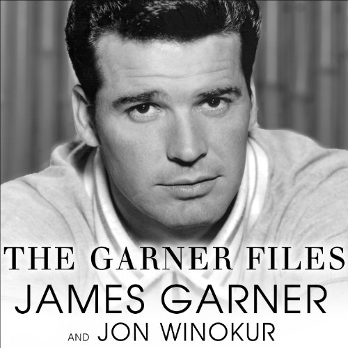 The Garner Files audiobook cover art