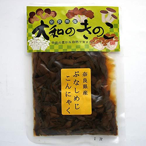 奈良県産 ぶなしめじこんにゃく 90g