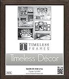 Timeless Frames Americana Wooden Frame Espresso, 16' x 20'