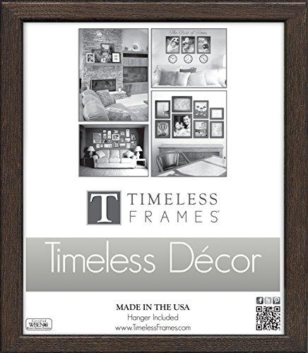 "Timeless Frames Americana Wooden Frame Espresso, 16"" x 20"""