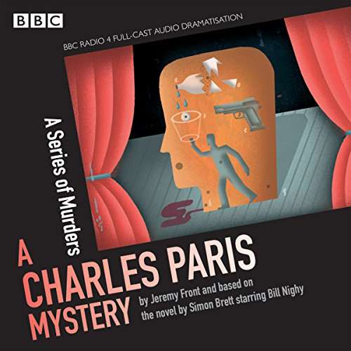 Charles Paris: A Series of Murders audiobook cover art