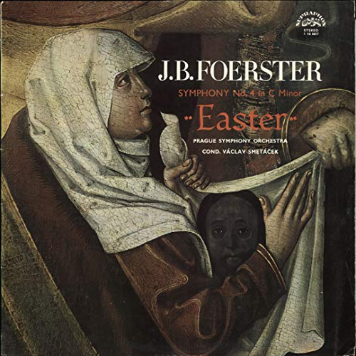 J.b. Foerster - Symphony No.4 In C Minor Easter