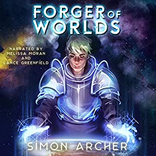 Forger of Worlds cover art