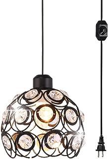 Best chandelier lighting plug in Reviews