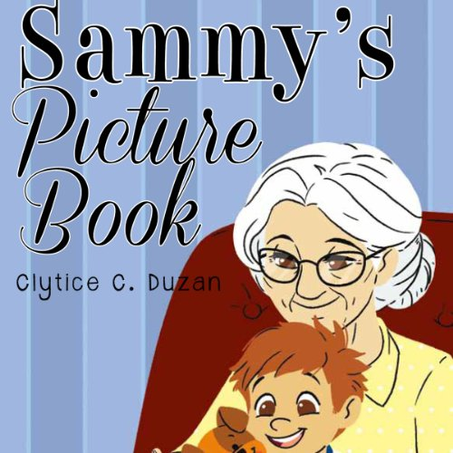 Sammy's Picture Book audiobook cover art