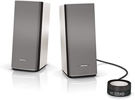 Sistema de altavoces multimedia Bose Companion 20