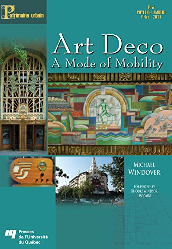 Art Deco: A Mode of Mobility (English Edition)