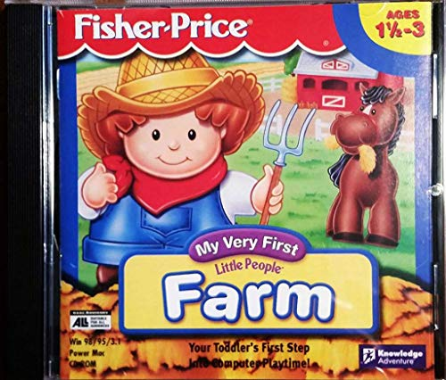 Price comparison product image My Very First Little People Farm
