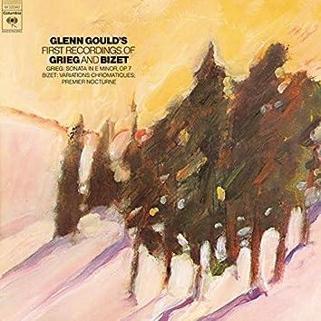 Grieg: Piano Sonata, Op. 7 - Bizet: Nocturne & Variations Chromatiques ((Gould Remastered))