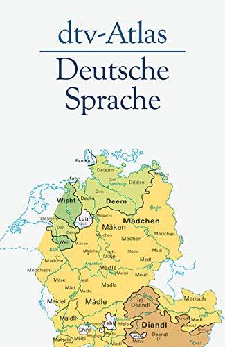 dtv-Atlas: Deutsche Sprache: 19., überarbeitete und korrigierte Auflage 2019