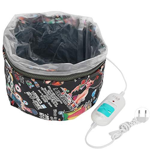Práctica herramienta de cuidado del cabello liviana ajustable para hornear sombrero para uso doméstico para nutrir el cabello(220V, European standard)