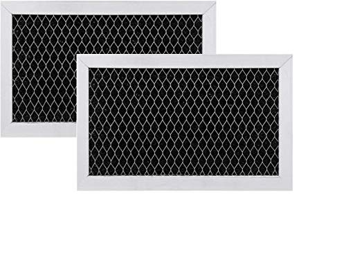 2 PACK AF Compatible Replacement For GE PS952091 Microwave Charcoal Carbon Filter