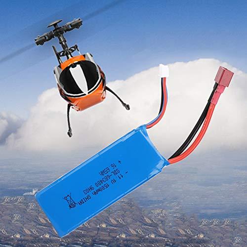 Mothinessto Batteria dell'elicottero RC, Eccellente fattura RC Sostituisci la Batteria I Migliori Materiali per l'elicottero telecomandato WLtoys V950
