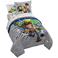 Jay Franco Disney Pixar Bed Set, Full, Toy Story 4