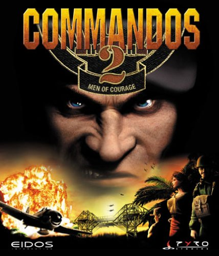 Commandos 2: Men of Courage (PC) [Importación Inglesa]