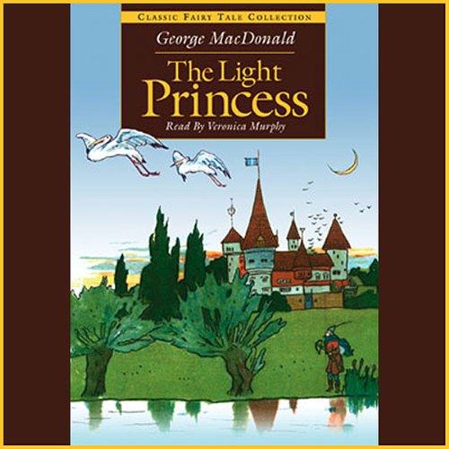Light Princess audiobook cover art