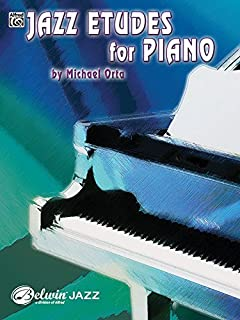 Jazz Etudes for Piano by Michael Orta(2004-01-01)