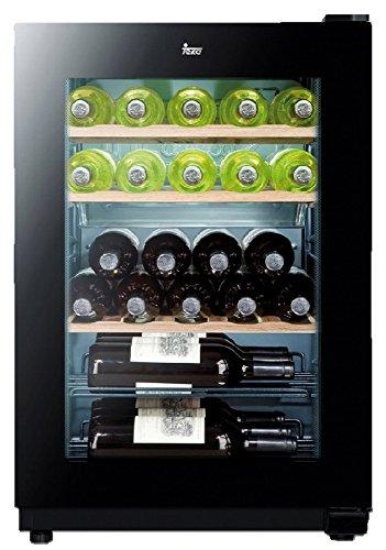 Vinoteca - Teka RV 250B, 25 botellas, Iluminación LED, 5 es