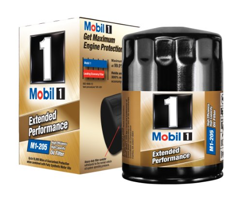 Price comparison product image Mobil 1 M1-205 Extended Performance Oil Filter (Pack of 2)