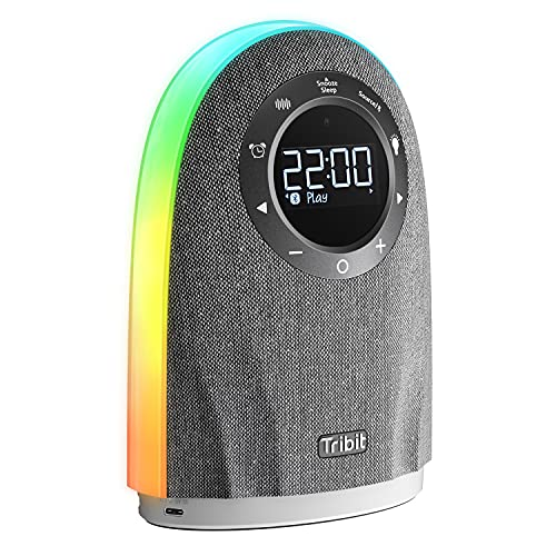 Tribit 25W Powerful Home Speaker with LCD Time Display Only $53.99 (Retail $99.99)