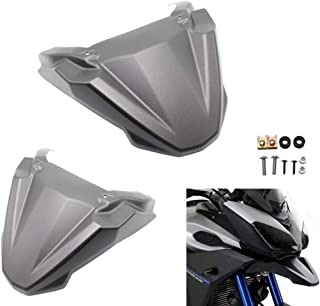 For Yamaha Fz 09 Mt-09 Mt09 2015-2017 Motorcycle Fly Screen Shield Front Fender Beak Extension