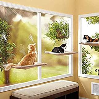 Korean Hair - Window Mounted Cat Hammock Dog Bed Sofa Mat Cushion Puppy Hanging Beds Washable Sunny Seat Shelf - Dakimakura Perch Korean Kennel Iron Women Rivet Crowns Sucker Swimwear Wind
