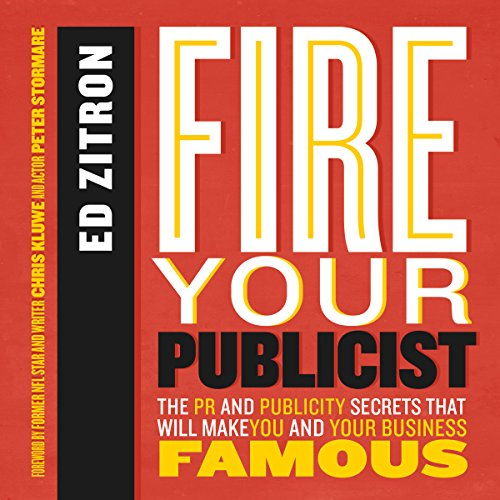 Fire Your Publicist audiobook cover art