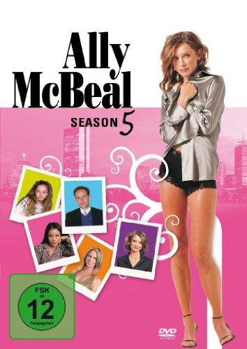 Ally McBeal - Season 5 (6 DVDs)