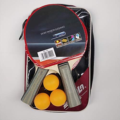 Purchase Hewen-Ping Pong Set Portable Beginner Level Table Tennis Racket Pingpong Paddle Ping Pong B...
