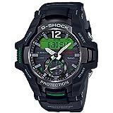 [カシオ] 腕時計 ジーショック GRAVITYMASTER Bluetooth 搭載 ソーラー GR-B100-1A3JF メンズ ブラック