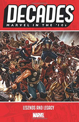 Decades: Marvel in the 10
