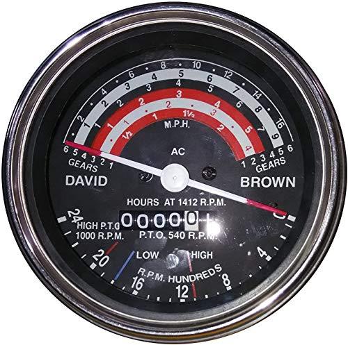 K942232 K942227 David Brown Tachometer Traktor für 880 885 990 995 996 1210