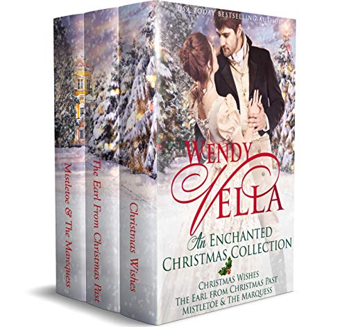 An Enchanted Christmas Collection : Regency Romance