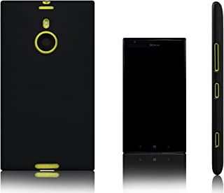 Xcessor Vapour Flexible TPU Gel Case For Nokia Lumia 1520 (Compatible with All Nokia Lumia 1520 Models). Black