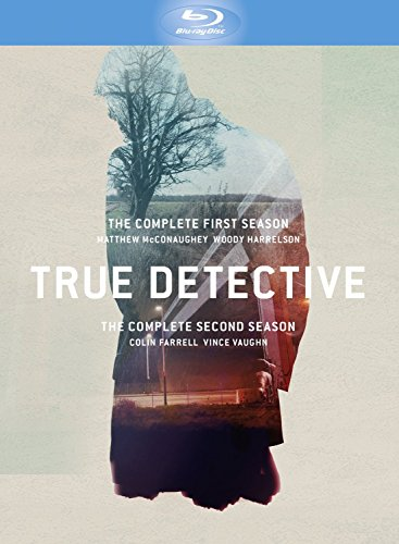 True Detective - Seasons 1+2 [Blu-ray]